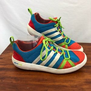 Adidas climacool boat watergrip water shoes 7.5